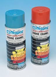 Mopar Engine Color Chart Mopar Performance Engine Enamel Paints Free Shipping On