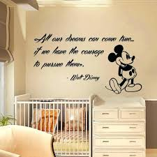 framed quote wall decor - wall decal disney wall ideas mickey mouse canvas art  mickey mouse