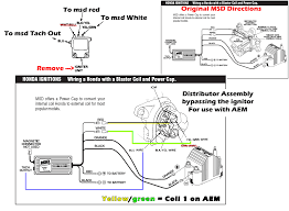 msd wiring diagram honda ignition coil conversion honda tech msd msd al wiring diagram msd image wiring diagram msd 6al wiring honda msd wiring diagrams on
