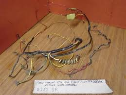 vintage ford marine interceptor y block engine wiring harness 1962 vintage ford marine interceptor y block engine wiring harness larger image