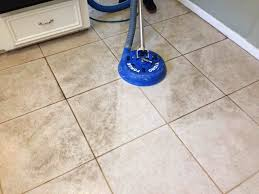 AMAZING trick for cleaning your grout using two things you probably have in  your kitchen right