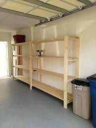 wooden storage shelves garage wood shelves easiest garage shelving unit free plans garage wood storage for wooden storage shelves