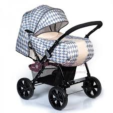 Детская <b>прогулочная коляска Babyhit</b> Country — купить с ...