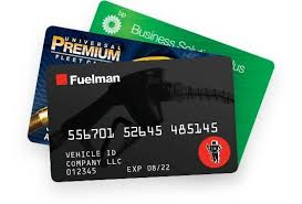 fuel cards business gas cards