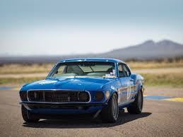 RM Sotheby's - 1969 Ford Mustang Boss 302 Trans Am | Monterey 2016