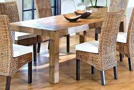 rattan dining room furniture dining room ideas from the beauti of rattan dining room chairs