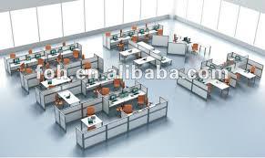 group contemporary office. Group Contemporary Office. Office Desk Modular Workstation Design Fohok-d0813 2 Groups O