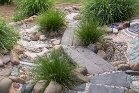 Small Picture dry river bed landscaping pictures decorative landscape design