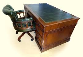 antique leather replacement for desktop good quality oak top desk writing