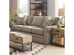 La Z Boy Living Room Set La Z Boy Collins Sofa With Rolled Arms Morris Home Sofas