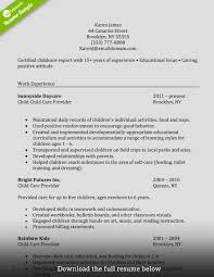 Senior Caregiver Resume Unique Caregiver Resume Example Examples Of ...