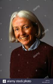 California Usa Portrait Of A 60 Year Old Woman With Grey Hair