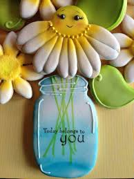 How To Decorate A Cookie Jar 100 Best Mason Jar Cookies Images On Pinterest Decorated Cookies 40