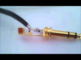 headphone jack wiring diagram wirdig how to fix replace sennheiser hd25 s headphone jack