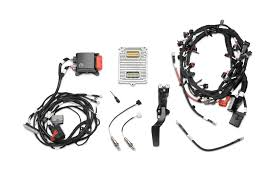 factory plug 'n play gen iii crate hemi engines and install kits  at Painless Wiring Harness For 97 Dodge 1500 360