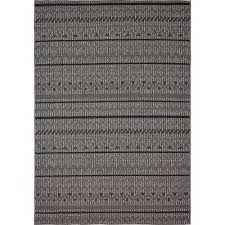 outdoor southwestern gray 6 0 x 9 0 area rug
