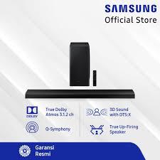 Samsung True Dolby Atmos 3.1.2 ch Soundbar HW-Q800T - Black   DINOMARKET    Gadget & Electronic Premium Marketplace