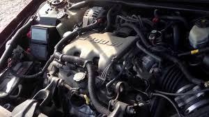D1CE247 2001 Chevrolet Impala Engine and Transmission Test - YouTube