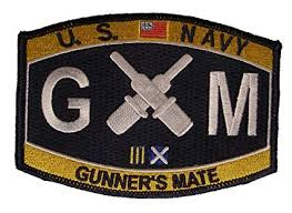 Amazon Com United States Navy Weapons Specialty Rating Gunners Mate