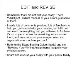 revise an essay how to revise an essay and make it better than  essay revision online essay revision