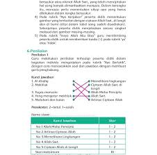 Kunci jawaban halaman 51 52 53 hingga 58 tema 2 kelas 4 sd buku tematik. Kunci Jawaban Bahasa Jawa Kelas 7 Semester 2 Halaman 136 Jawaban Soal