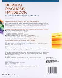 Nanda Nursing Diagnosis Buy Nursing Diagnosis Handbook An Evidence Based Guide To