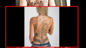 женские тату на спине красивые фото часть 6