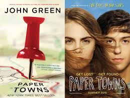 paper towns movie and book differences time