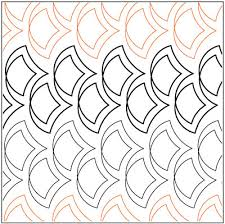 Clamshells quilting pantograph pattern by Lorien Quilting & Clamshells-quilting-pantograph-pattern-Lorien-Quilting.jpg ... Adamdwight.com