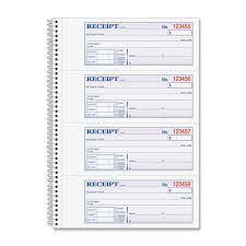 Book Receipt Format Book Receipt Format Oloschurchtp 19