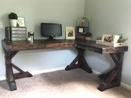 diy home office desk. DIY Home Office Desk And Hutch Diy