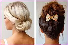 Coiffure Pour Un Mariage Cheveux Mi Long 324831 Chignon