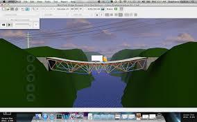 West Point Bridge Designer Best Design Group 035 12 Bridge Design Competition April 2012