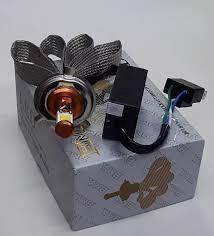 BMA Bóng đèn Led xe máy chân HS1 Bóng đèn Led chân H4 - Điện máy 12v AC  hoặc điện bình 12v DC