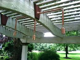 outdoor pergola lighting. Outdoor Pergola Lighting Custom By Perspectives Patio Hanging