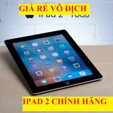 Máy tính bảng Apple Ipad 2 bản 3G/Wifi mới zin, Full chức năng giảm chỉ còn  1,650,000 đ