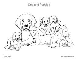 dogs and puppies coloring pages. Interesting Pages To Dogs And Puppies Coloring Pages O