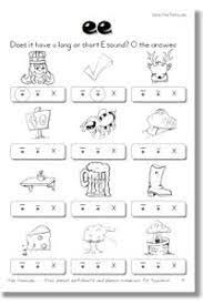 These kindergarten phonics worksheets feature rhyming words for short and long vowel sounds. Image Result For Jolly Phonics Worksheets Printables Phonics Worksheets Phonics Printables Phonics
