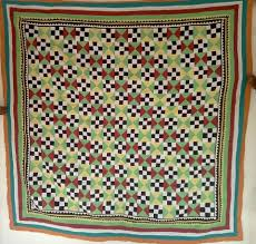 FOR SALE: A patchwork hand sewn and hand... - Ralli Quilts: The ... & No automatic alt text available. Adamdwight.com