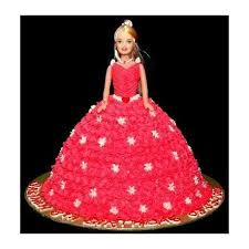 Barbie Doll Cake Cakes Out Online Cake Delivery In Gurgaon