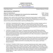 Government Resume Builder Best Sample Federal Resume Sample And