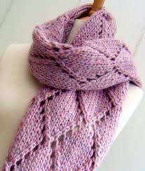 Knitted Scarf Patterns Fascinating Easy Scarf Knitting Patterns In The Loop Knitting