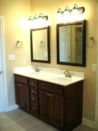 two sink vanity. Small Double Sink Bathroom Vanity Vanities Two L