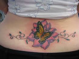 Tatuaggi Fiori Foto Bellezza Pourfemme