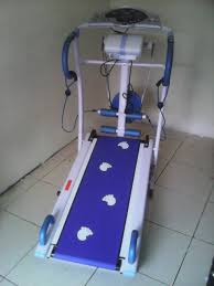 treadmill manual 6 in 1 alat fitness olahraga total twister treadmill manual 6 in 1 alat fitness olahraga total twister pelangsing jaco papan lari indoor precor murah