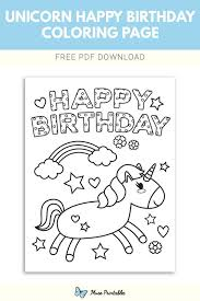 Over 1000 cards in over 100 different themes are. 60 Best Free Printable Happy Birthday Coloring Sheets Stickers Cards Gift Tags And More Sarah Titus From Homeless To 8 Figures