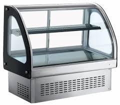 59 countertop drop in refrigerated display case counter top refrigerated display cases