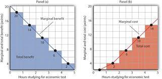Using Marginal Benefit And Marginal Cost