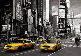new york taxi black and white - Google ...