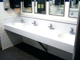 commercial bathroom sink. Authentic Commercial Bathroom Vanity Sink Stainless C